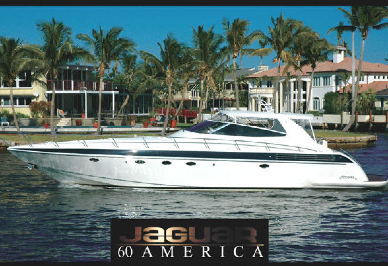 2005 Euromarine 60' Jaguar 60 America