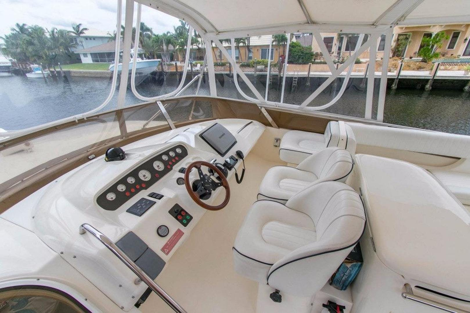 2001 Viking 60' Sport Cruiser VSC60 PERFECT PACKAGE | Picture 1 of 54