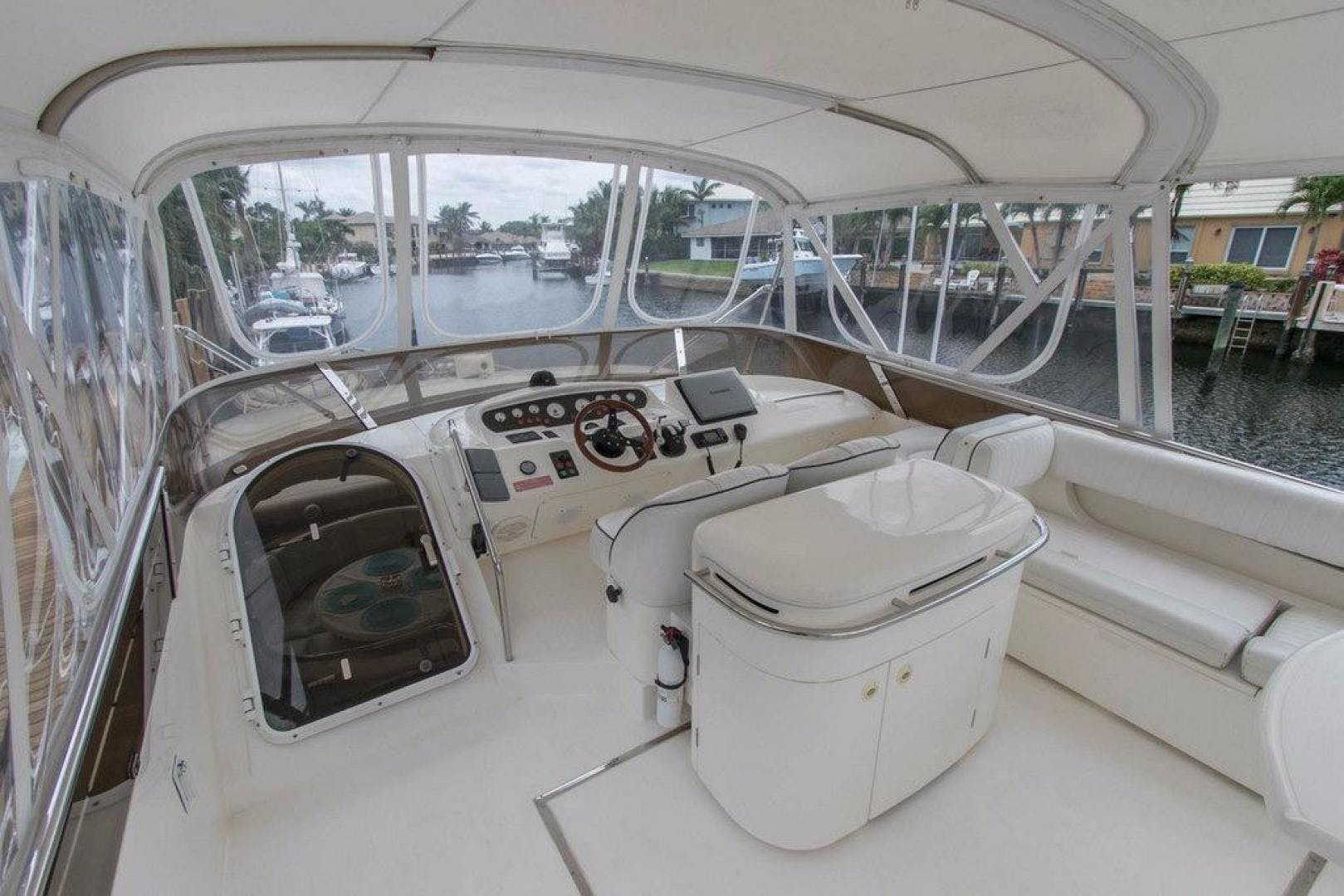 2001 Viking 60' Sport Cruiser VSC60 PERFECT PACKAGE | Picture 8 of 54