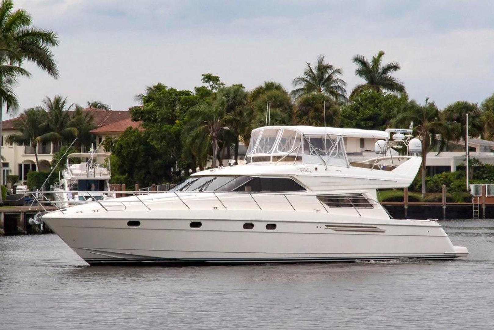 "2001 Viking 60' Sport Cruiser VSC60 ""PERFECT PACKAGE"""