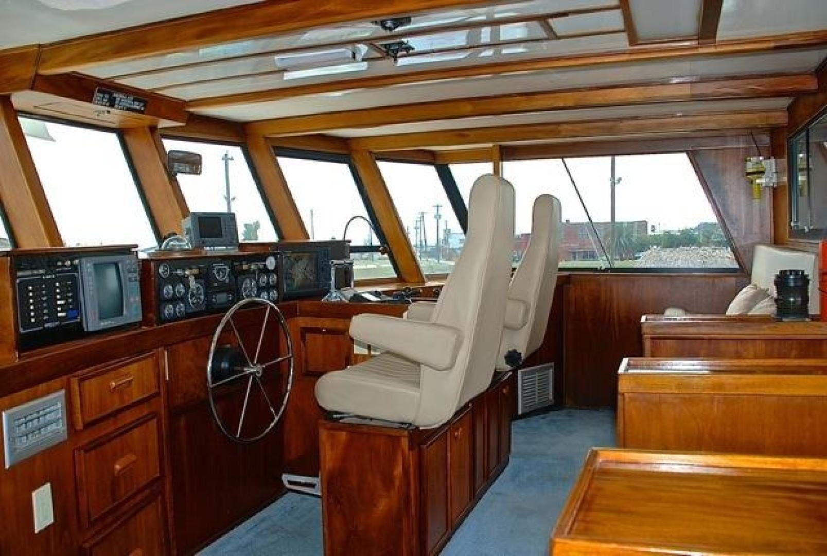 2001 Infinity 74' Cockpit Motor Yacht Don't Matter | Picture 2 of 57