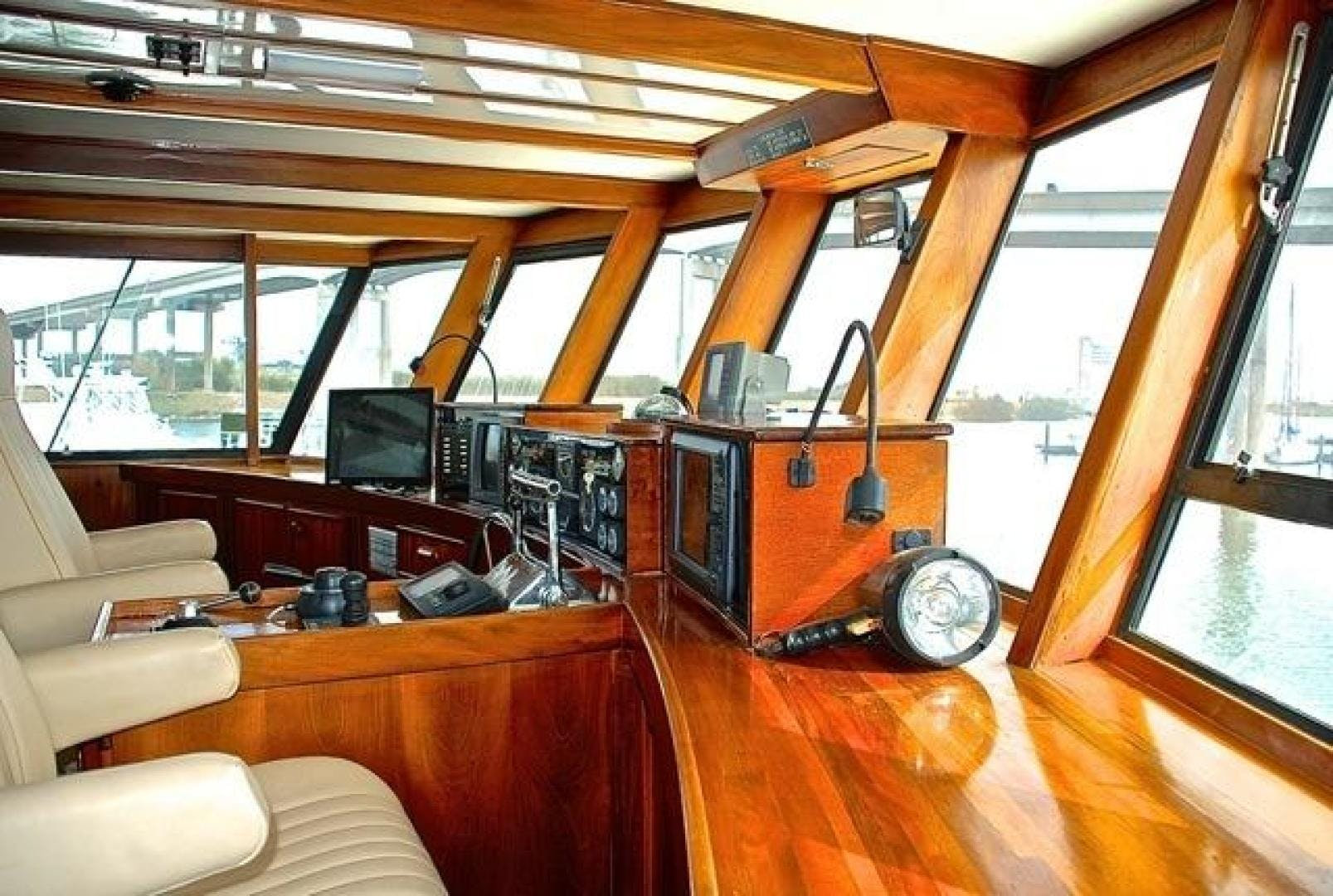 2001 Infinity 74' Cockpit Motor Yacht Don't Matter | Picture 4 of 57