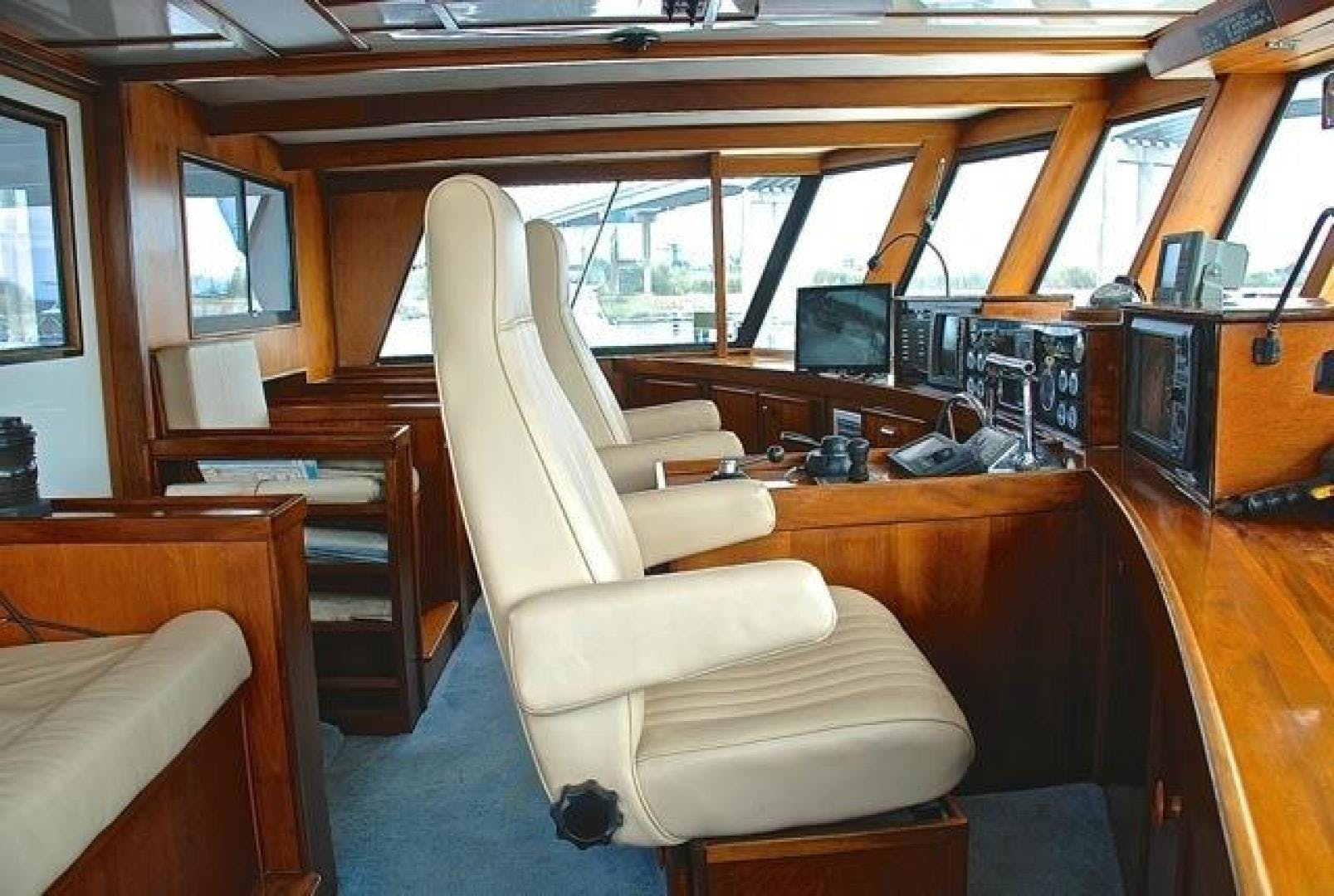 2001 Infinity 74' Cockpit Motor Yacht Don't Matter | Picture 3 of 57