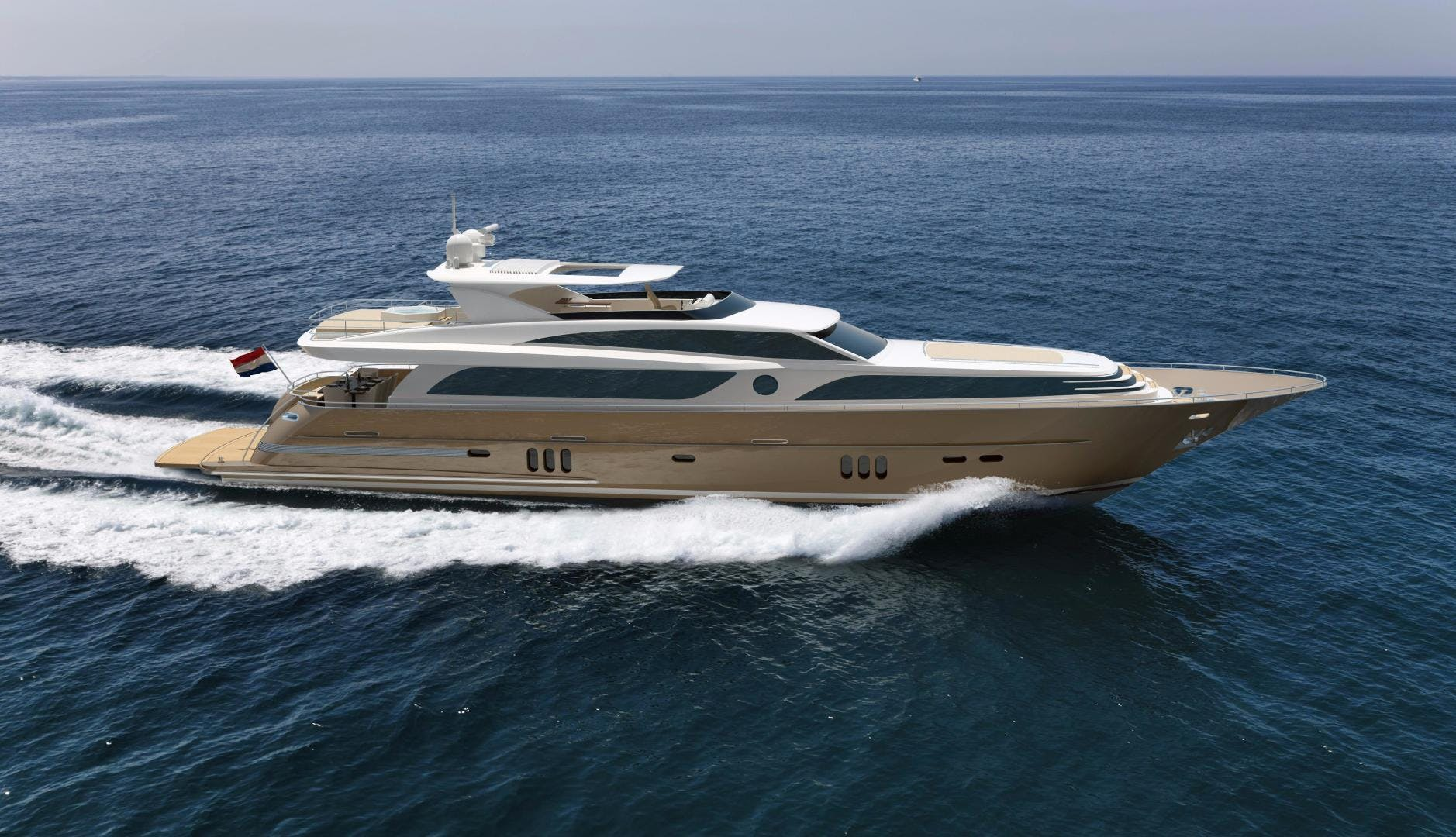 2021 Van der Valk 112' Raised Pilothouse 35M  | Picture 2 of 3