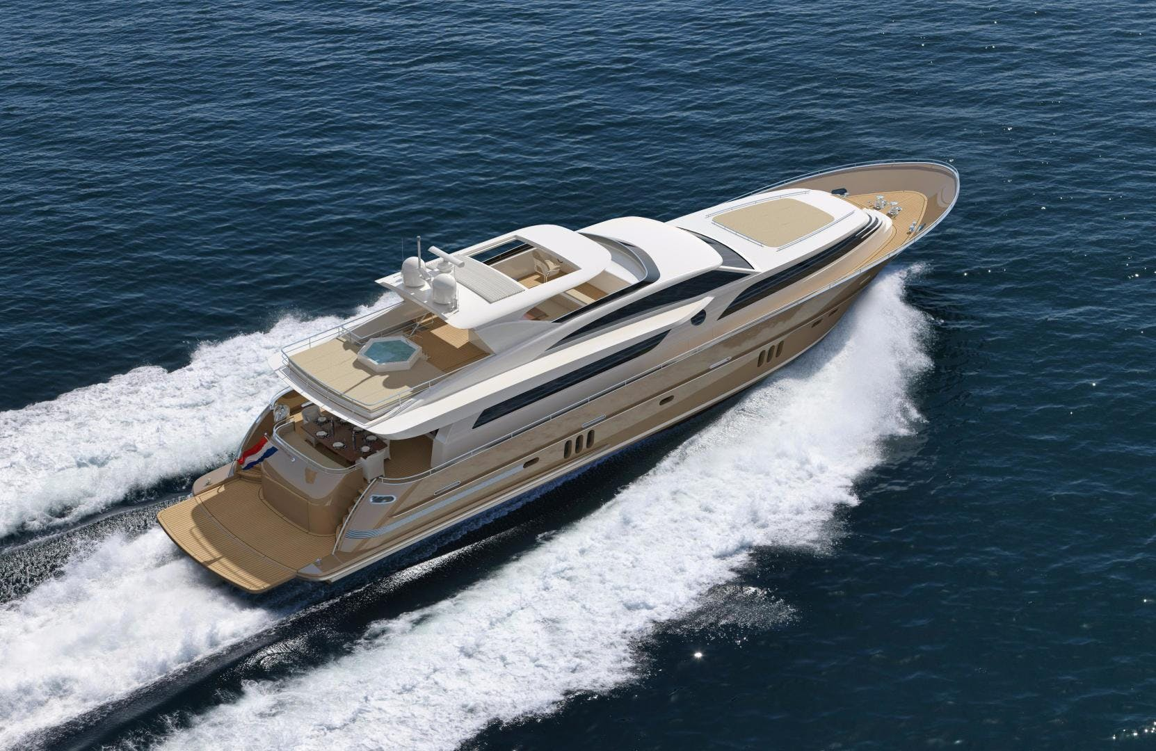 2021 Van der Valk 112' Raised Pilothouse 35M  | Picture 3 of 3