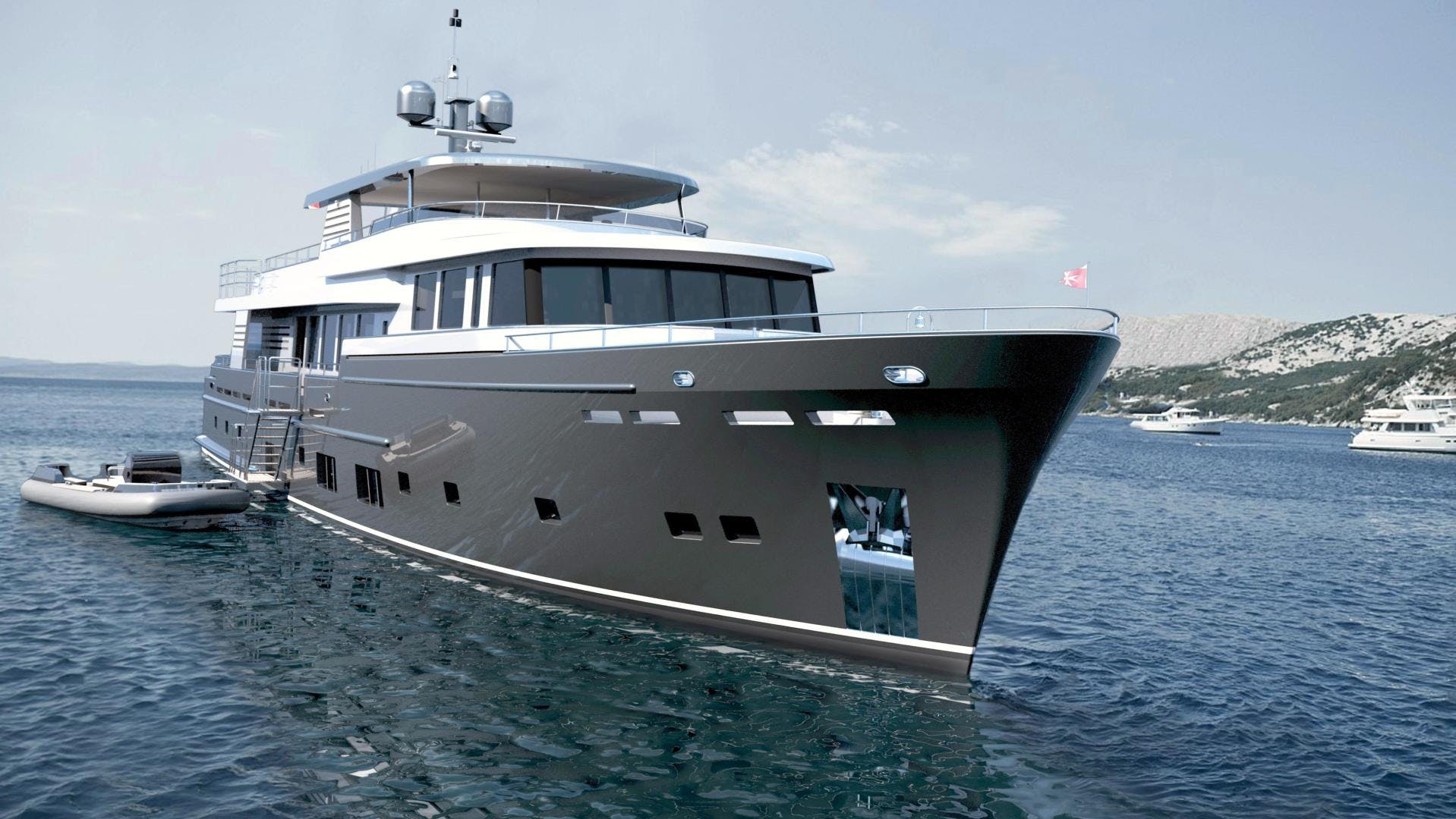 2021 Van der Valk 121' Explorer 37M  | Picture 6 of 57
