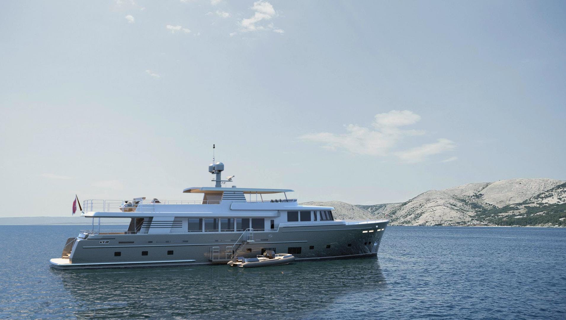 2021 Van der Valk 121' Explorer 37M  | Picture 5 of 57