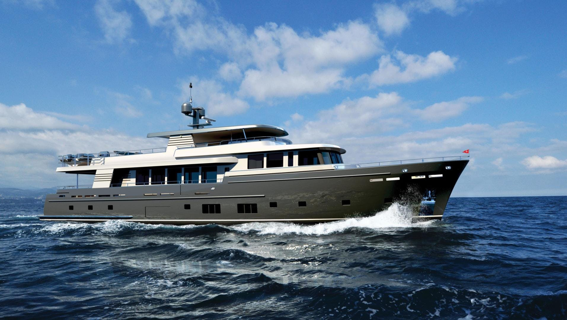2021 Van der Valk 121' Explorer 37M  | Picture 7 of 57