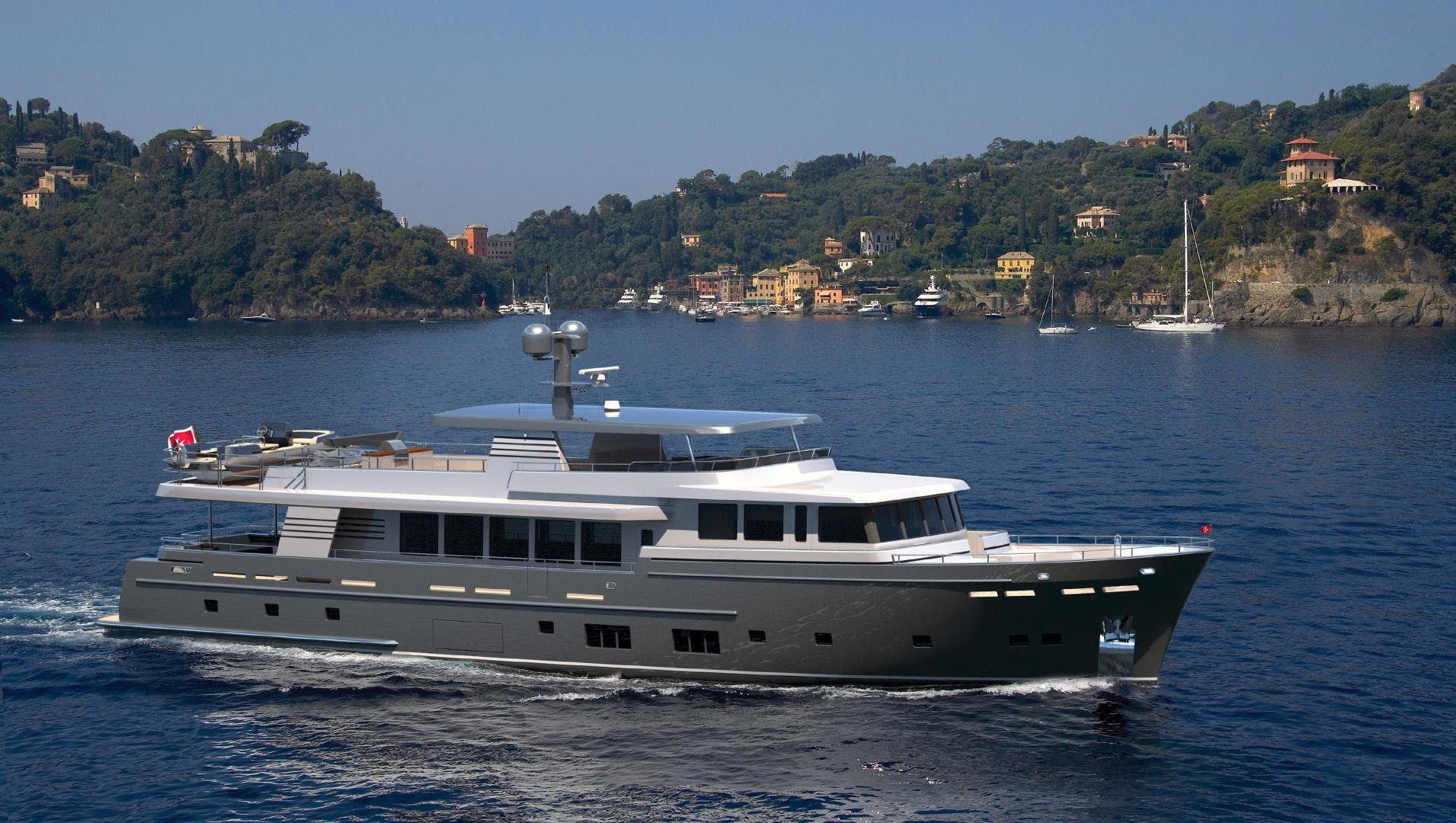 2021 Van der Valk 121' Explorer 37M  | Picture 2 of 57