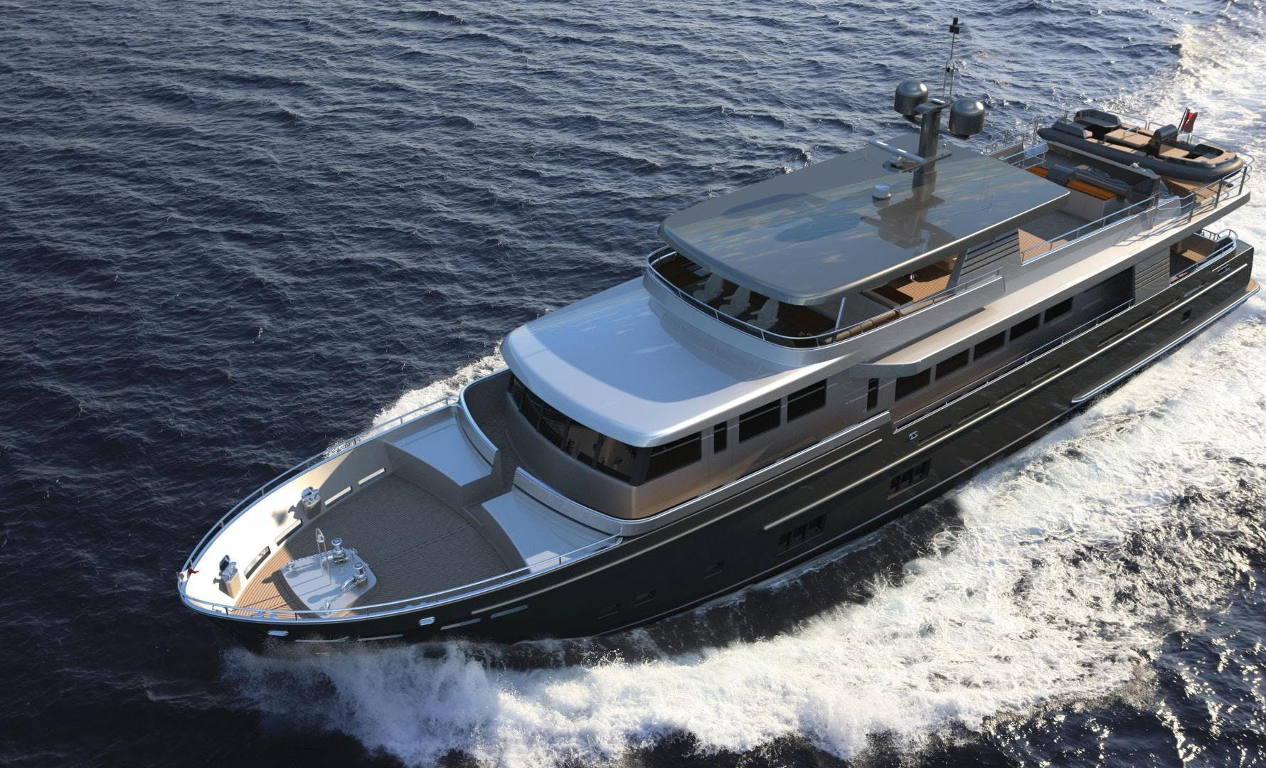 2021 Van der Valk 121' Explorer 37M  | Picture 1 of 57