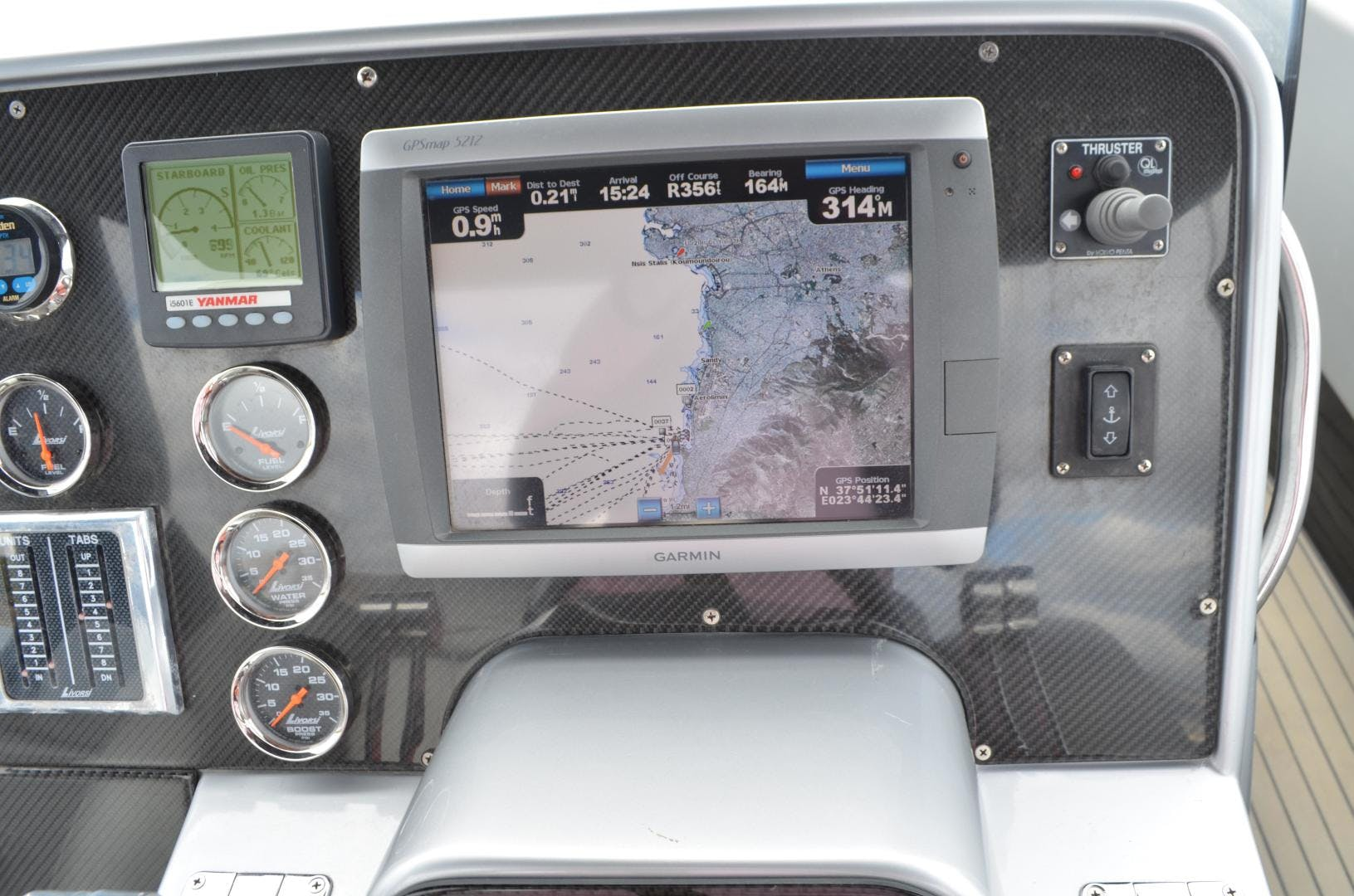 2010 Nor-Tech 50' 5000V Diesel  | Picture 2 of 30