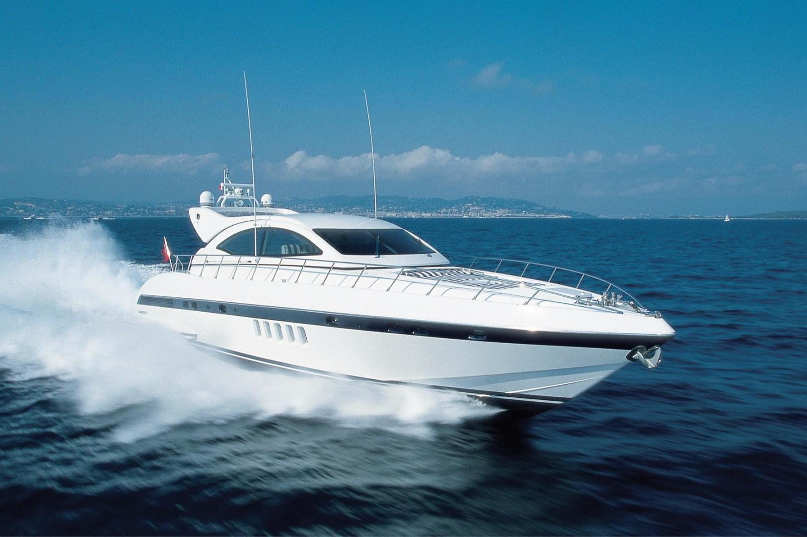 """2001 Overmarine-Mangusta 72'  """"GABRIELA G"""""""