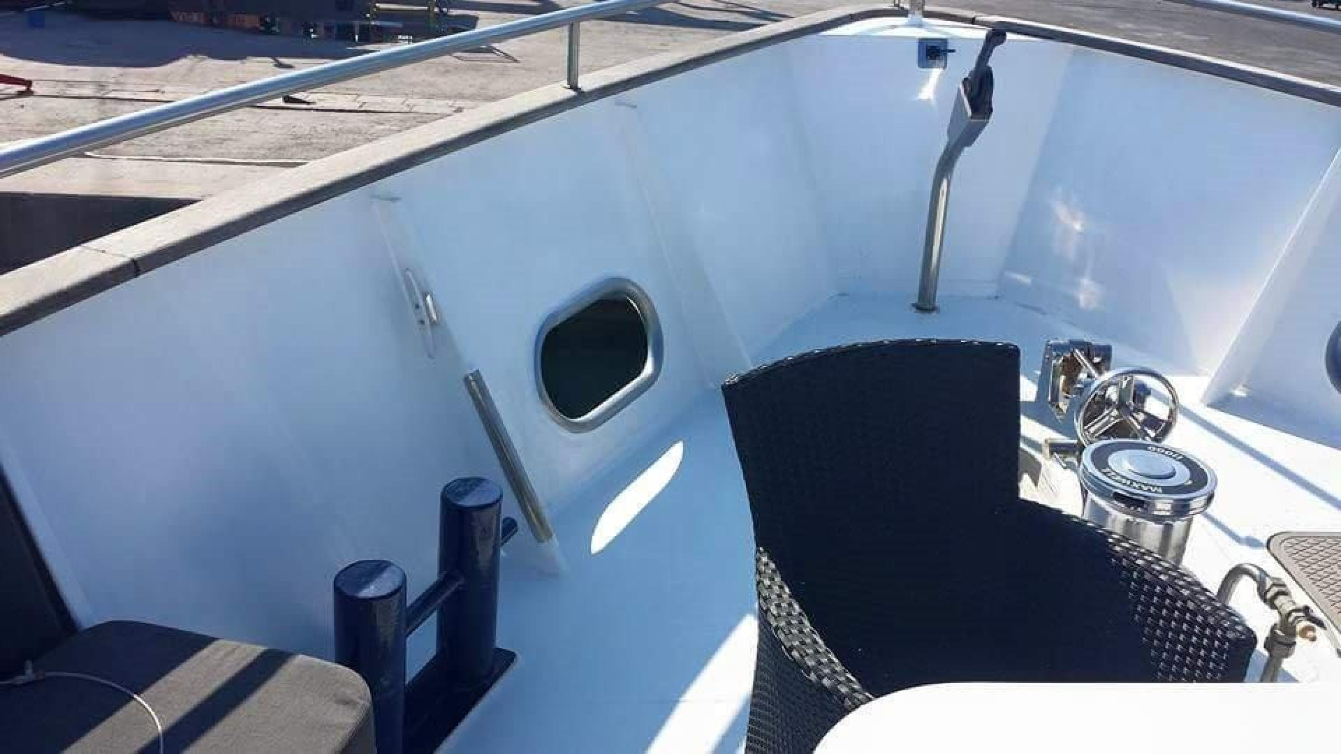 1985 Torpoint Steel Boats 88' Motor Yacht EVA | Picture 2 of 35