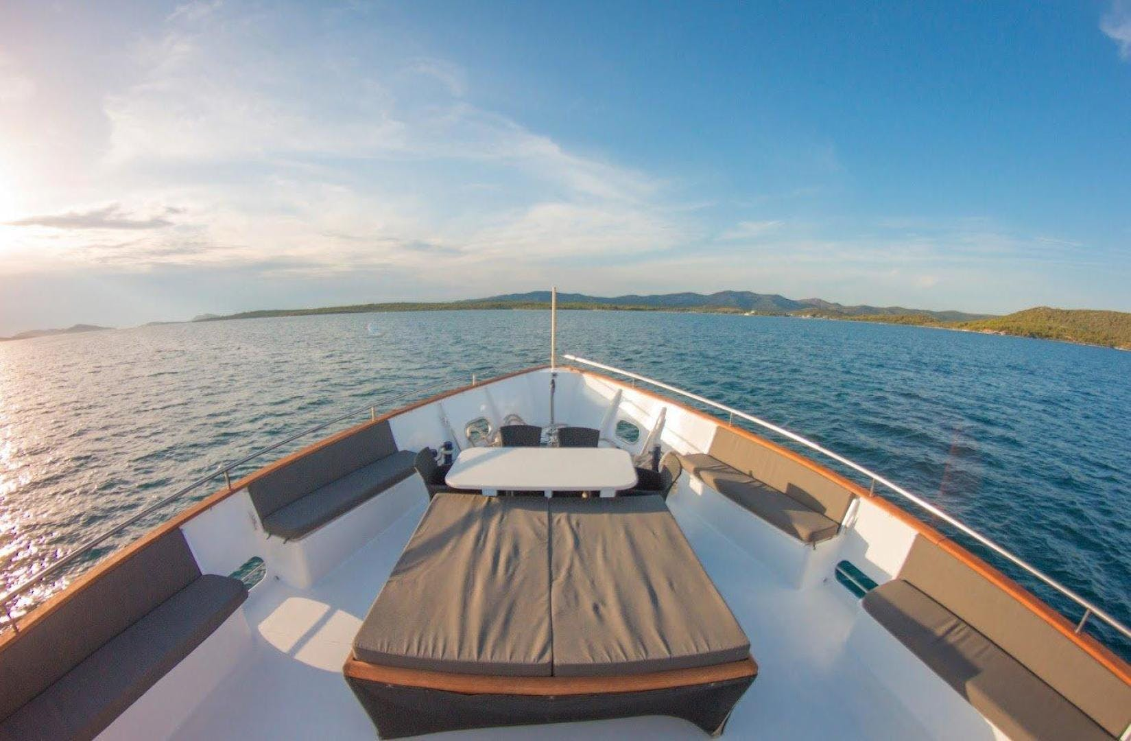 1985 Torpoint Steel Boats 88' Motor Yacht EVA | Picture 3 of 35
