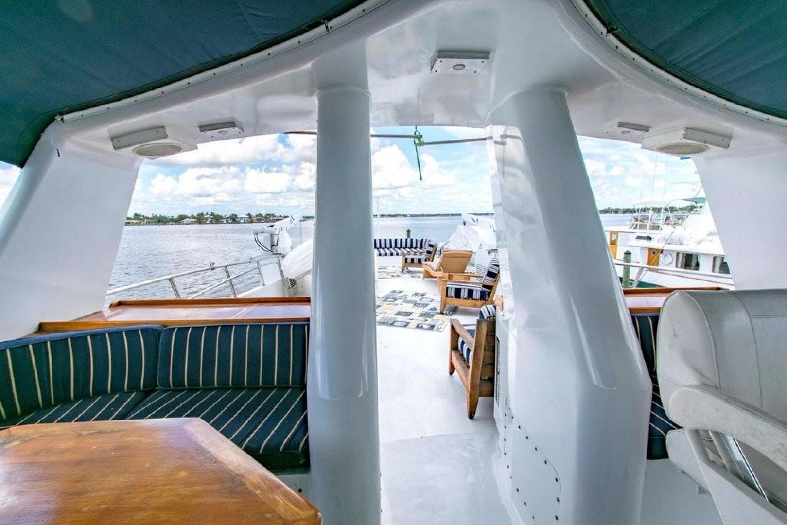 1983 Benetti 112' Custom Lloyds M.Y. Timeless   | Picture 8 of 87