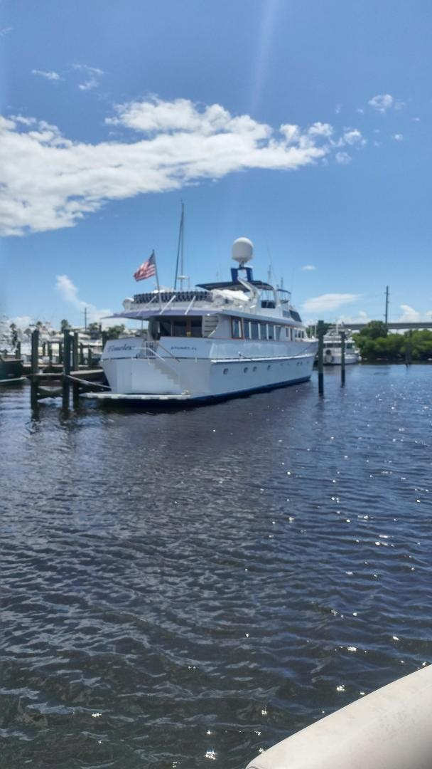 1983 Benetti 112' Custom Lloyds M.Y. Timeless   | Picture 1 of 87