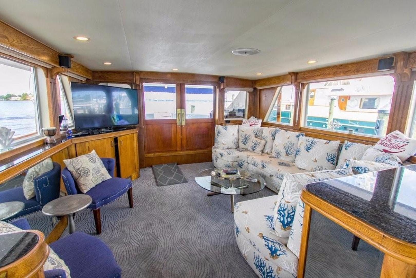 1983 Benetti 112' Custom Lloyds M.Y. Timeless   | Picture 7 of 87