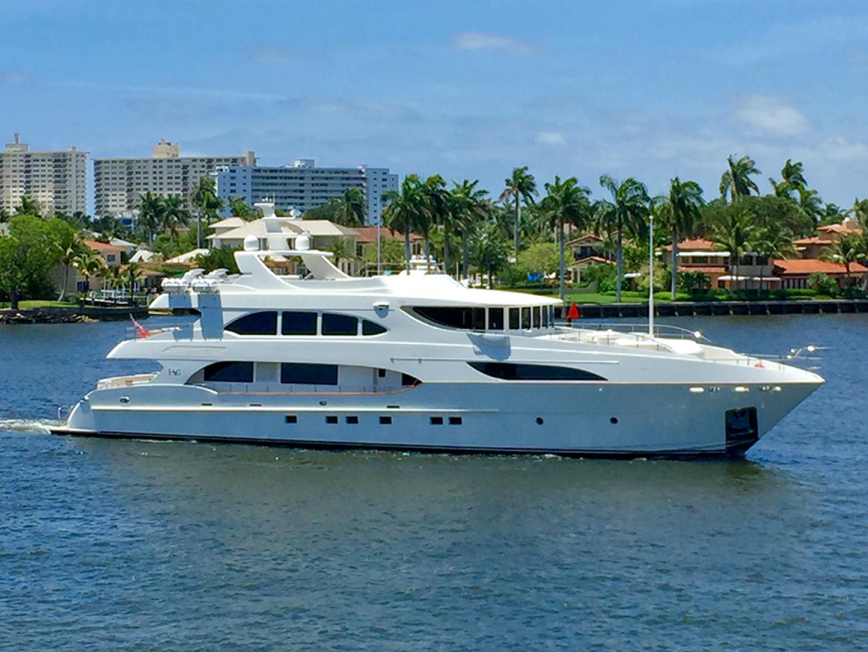 "2010 IAG 127' Motor Yacht ""KIMBERLIE"""