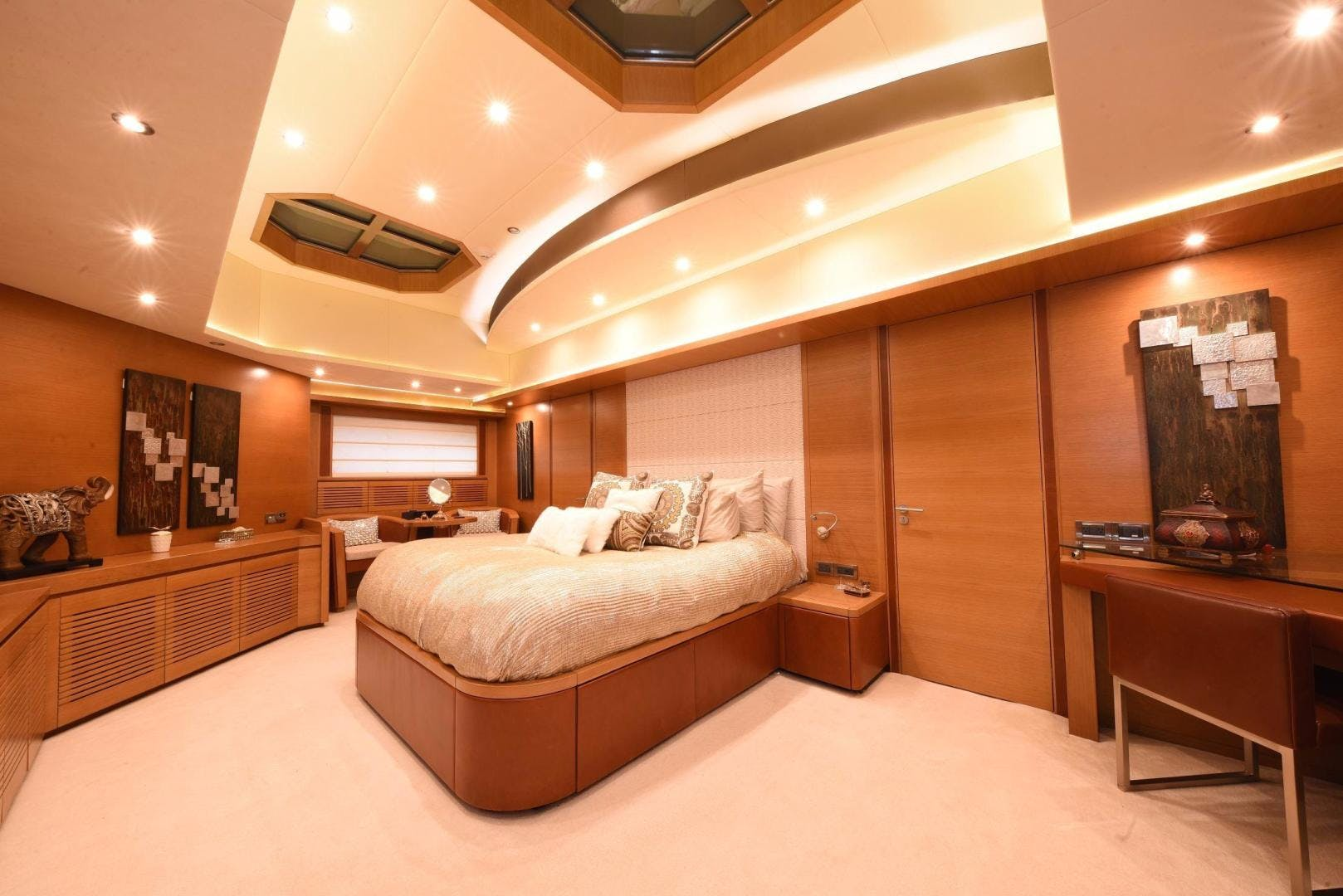 2010 IAG 127' Motor Yacht KIMBERLIE | Picture 2 of 53