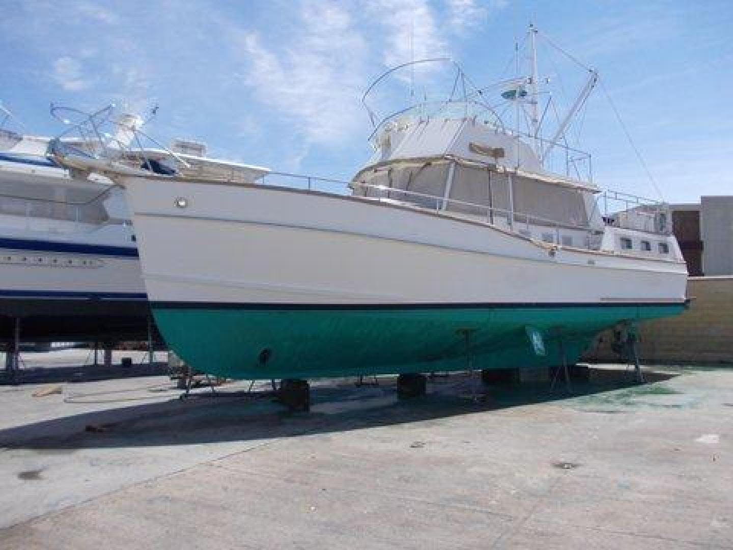 1997 Grand Banks 46' 42 Heritage Classic Livingston | Picture 1 of 54