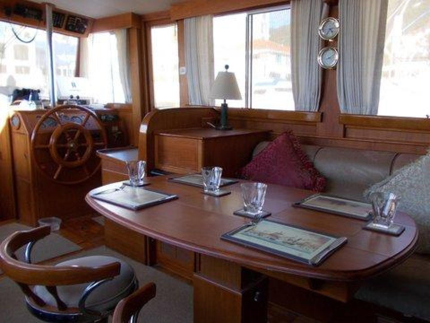 1997 Grand Banks 46' 42 Heritage Classic Livingston | Picture 4 of 54