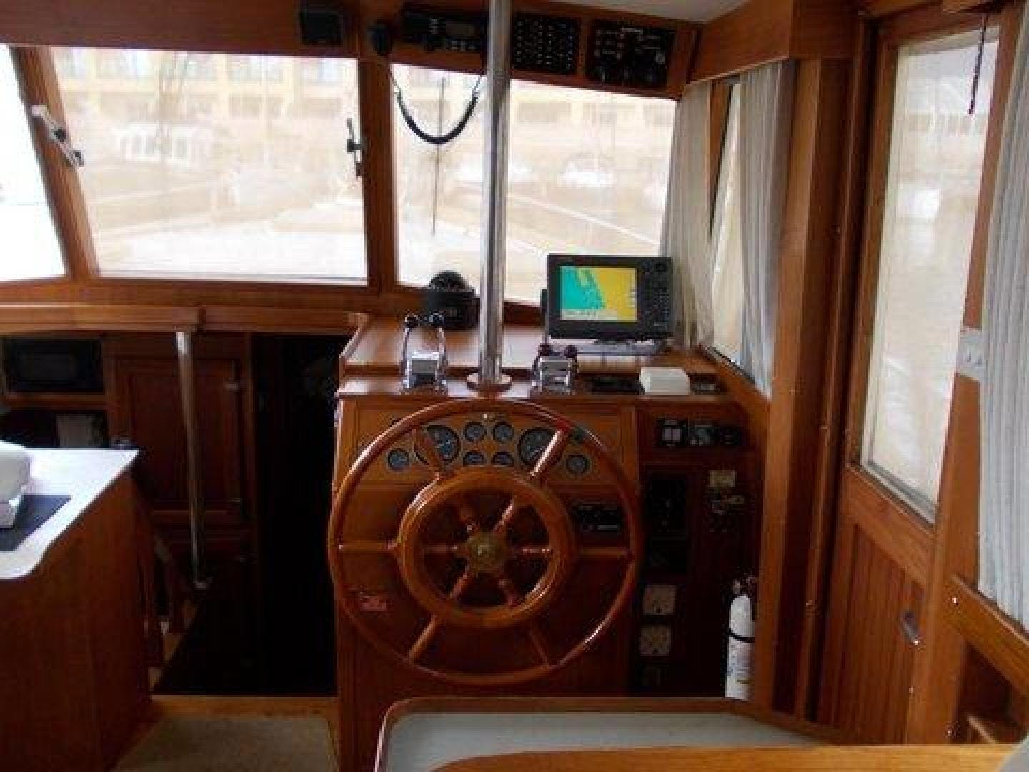 1997 Grand Banks 46' 42 Heritage Classic Livingston | Picture 6 of 54