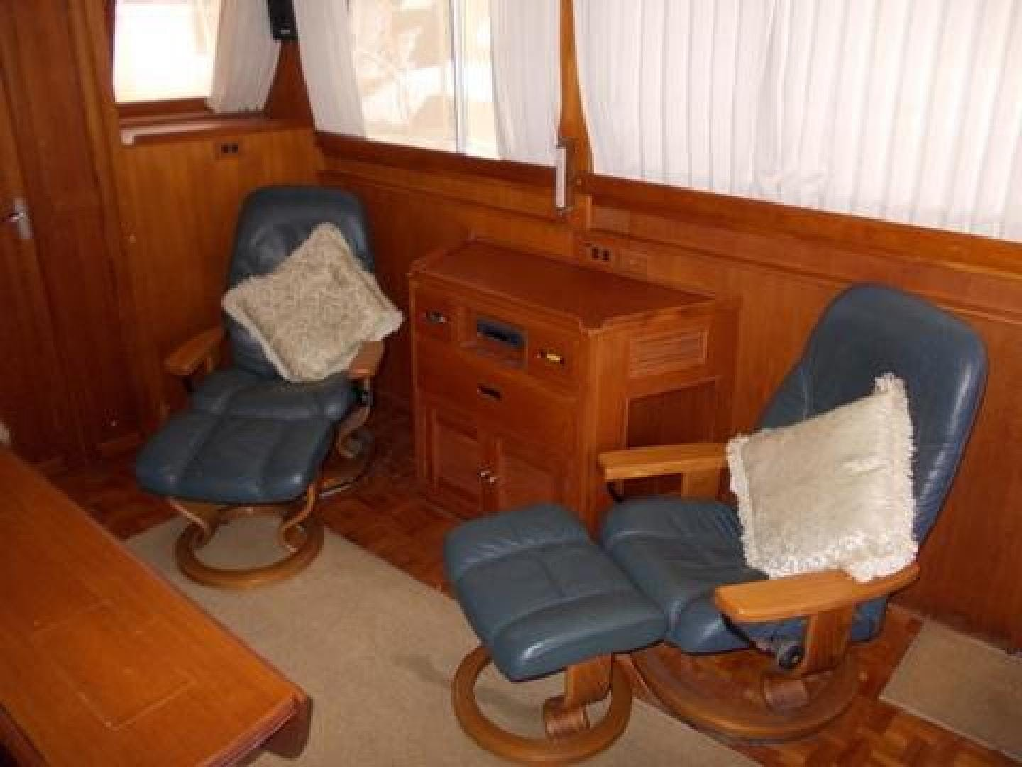 1997 Grand Banks 46' 42 Heritage Classic Livingston | Picture 3 of 54