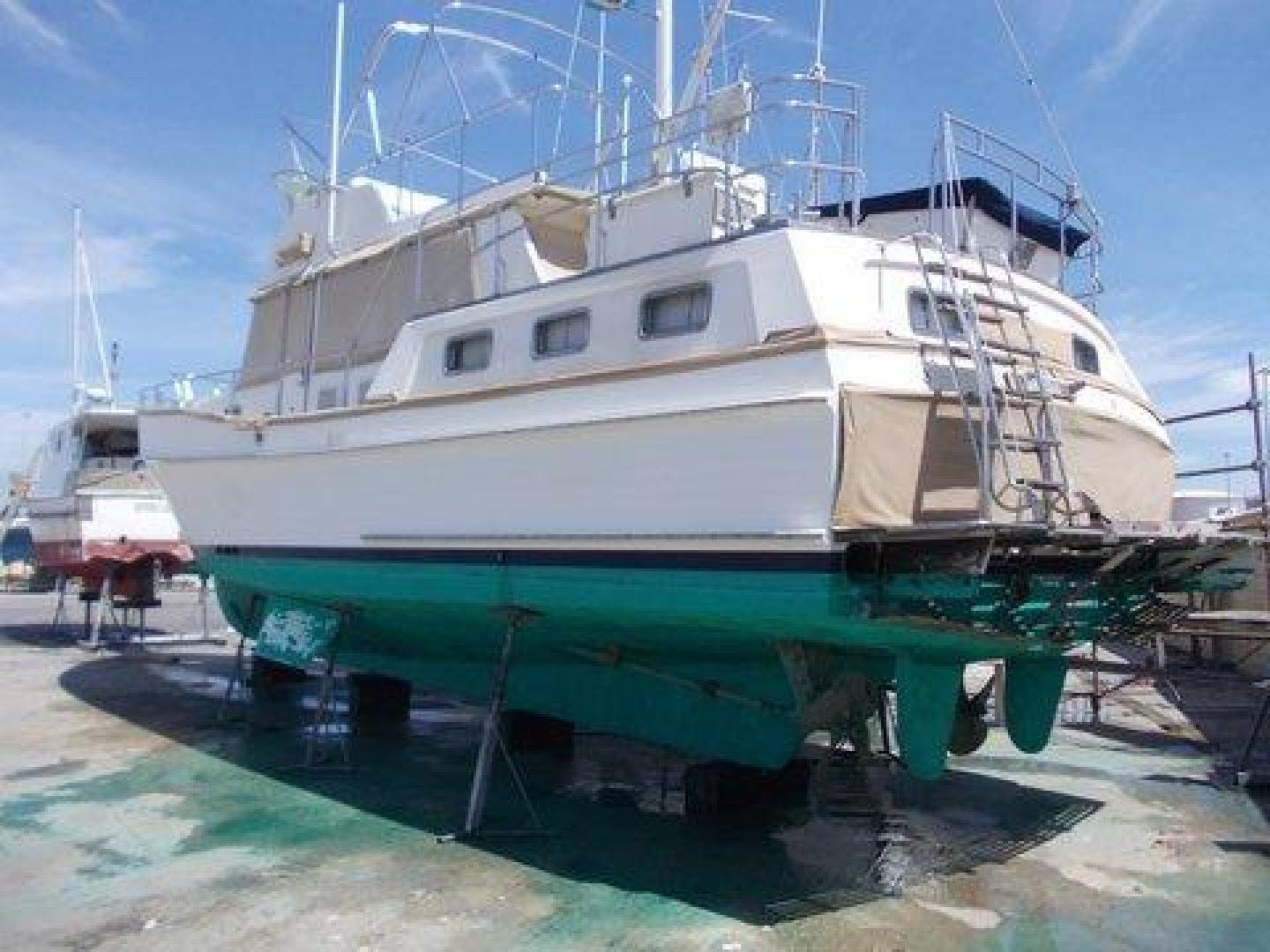 1997 Grand Banks 46' 42 Heritage Classic Livingston | Picture 8 of 54