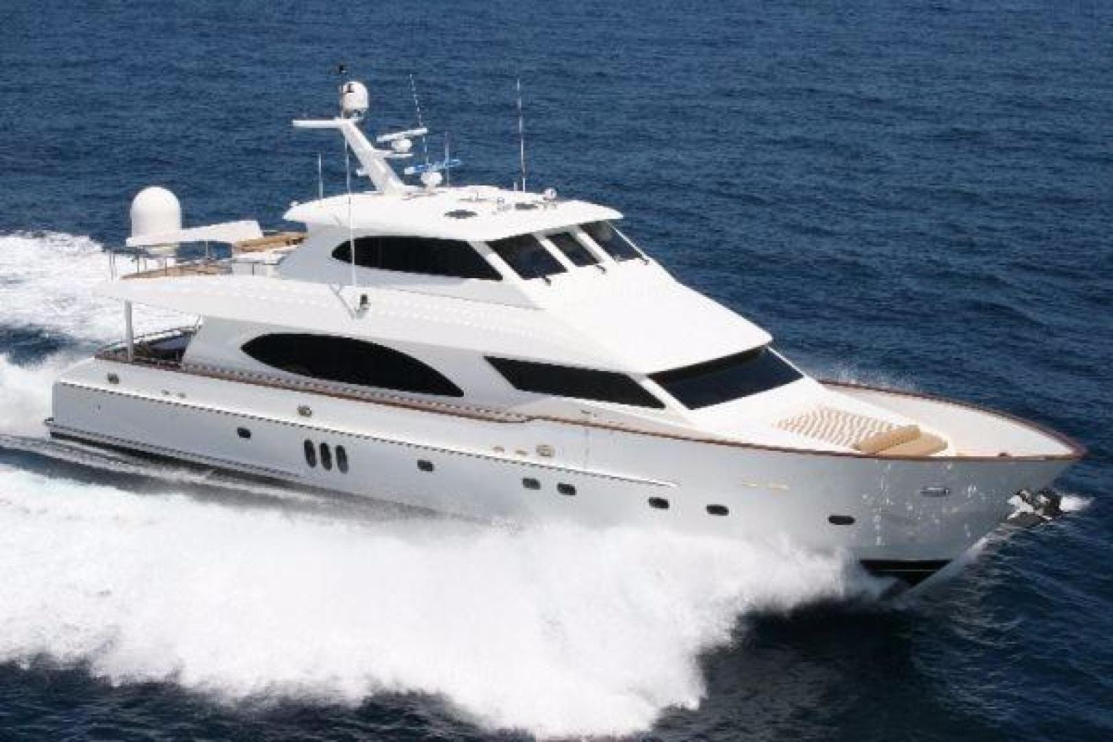 2007 Hargrave 90' Skylounge MABUHAY LIMA | Picture 2 of 35