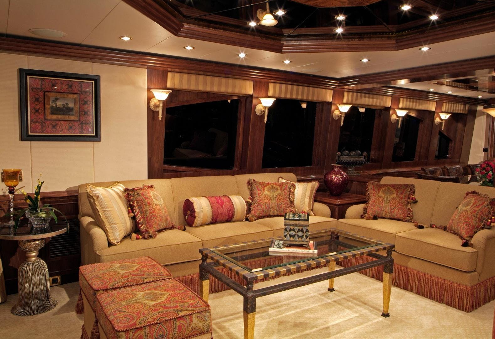 2007 Hargrave 90' Skylounge MABUHAY LIMA | Picture 3 of 35