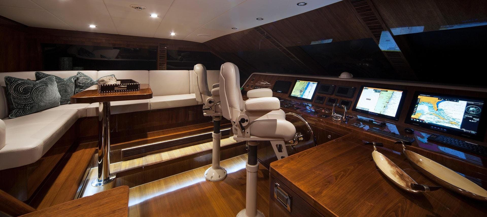 2016 Hargrave 100' Raised Pilothouse CUTTING EDGE | Picture 5 of 44