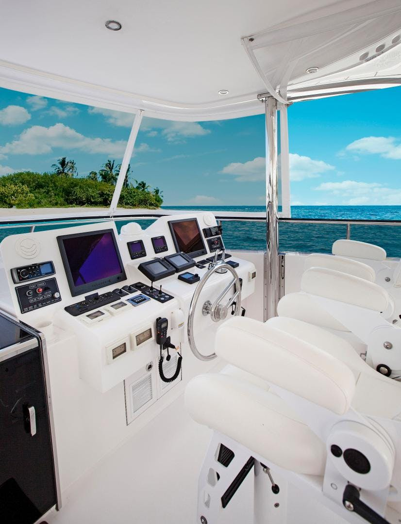 2016 Hargrave 100' Raised Pilothouse CUTTING EDGE | Picture 7 of 44