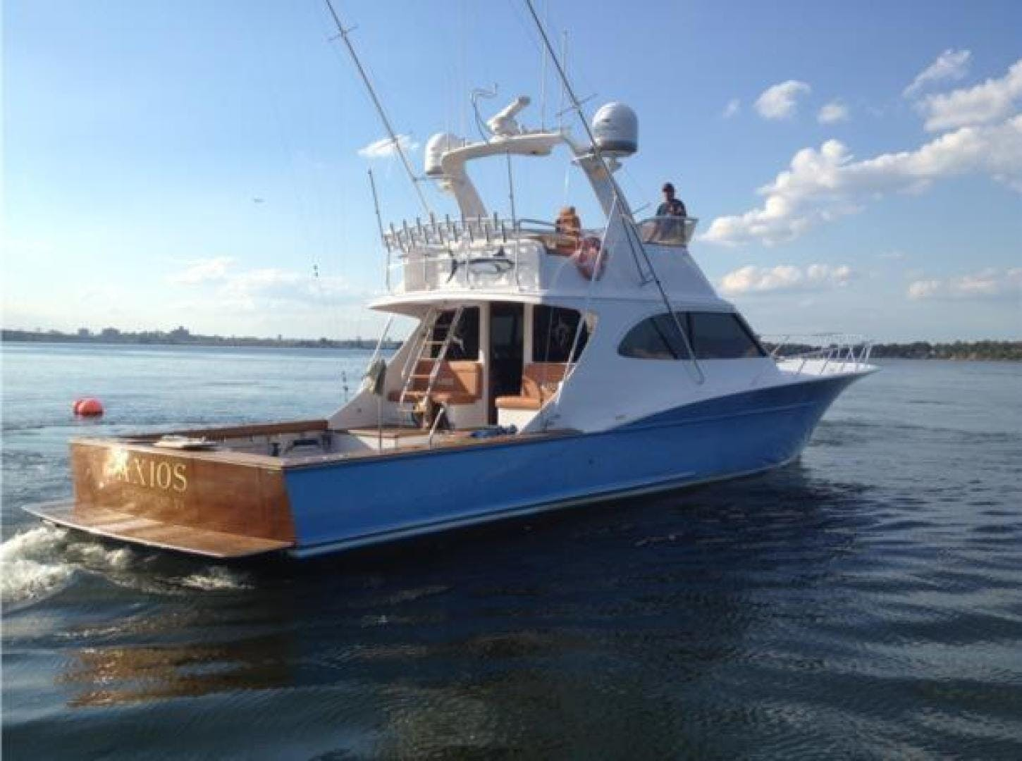 2012 Custom Carolina 60' 60 Sportfish Axios | Picture 4 of 53