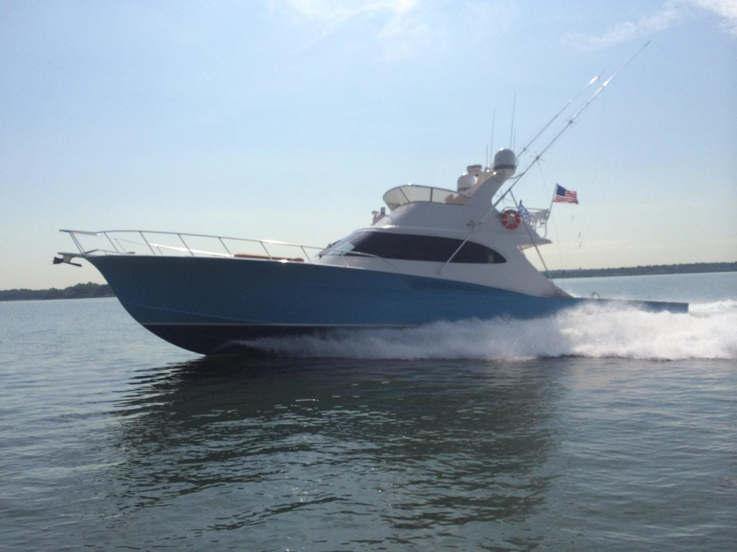 2012 Custom Carolina 60' 60 Sportfish Axios | Picture 1 of 53