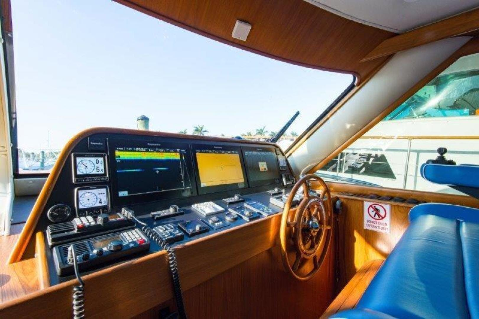 2012 Custom Carolina 60' 60 Sportfish Axios | Picture 5 of 53