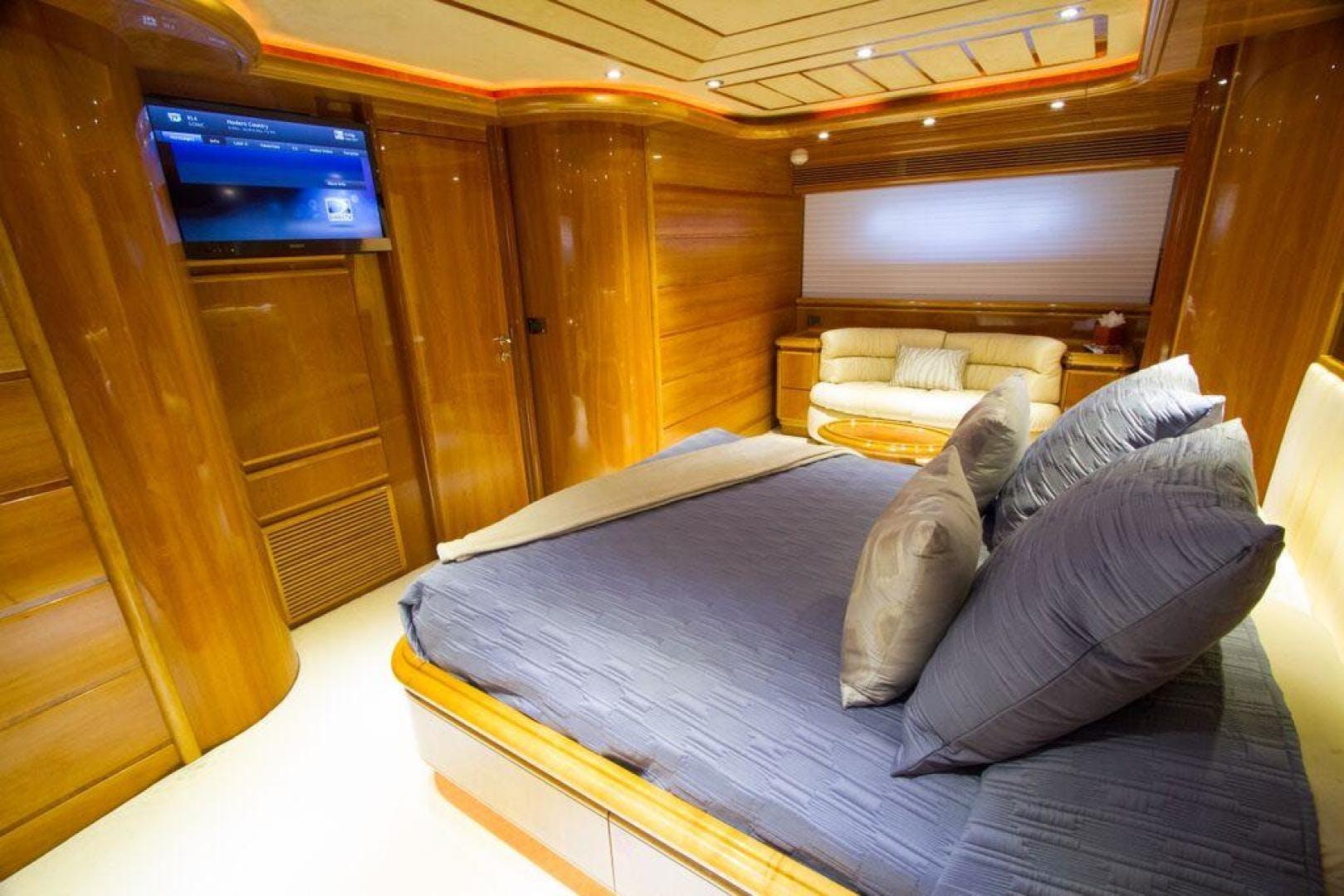 2003 Ferretti Yachts 94' 94 Flybridge Tomorrow We Ride | Picture 6 of 50