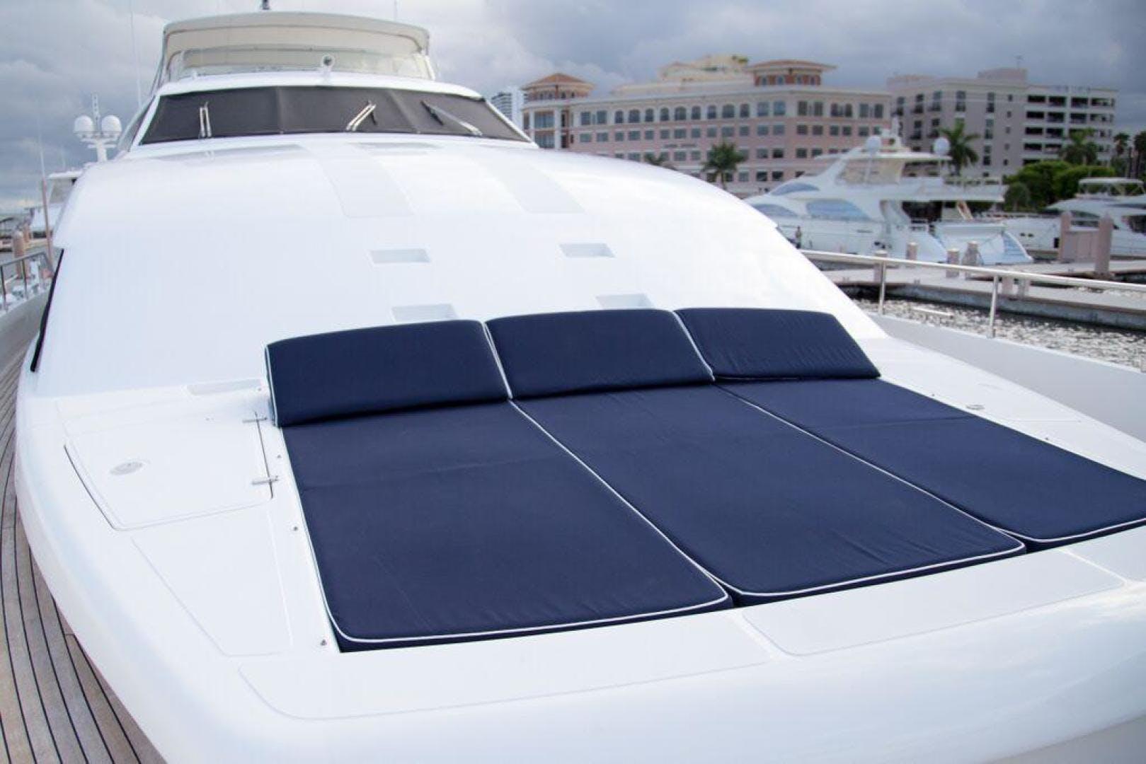 2003 Ferretti Yachts 94' 94 Flybridge Tomorrow We Ride | Picture 5 of 50