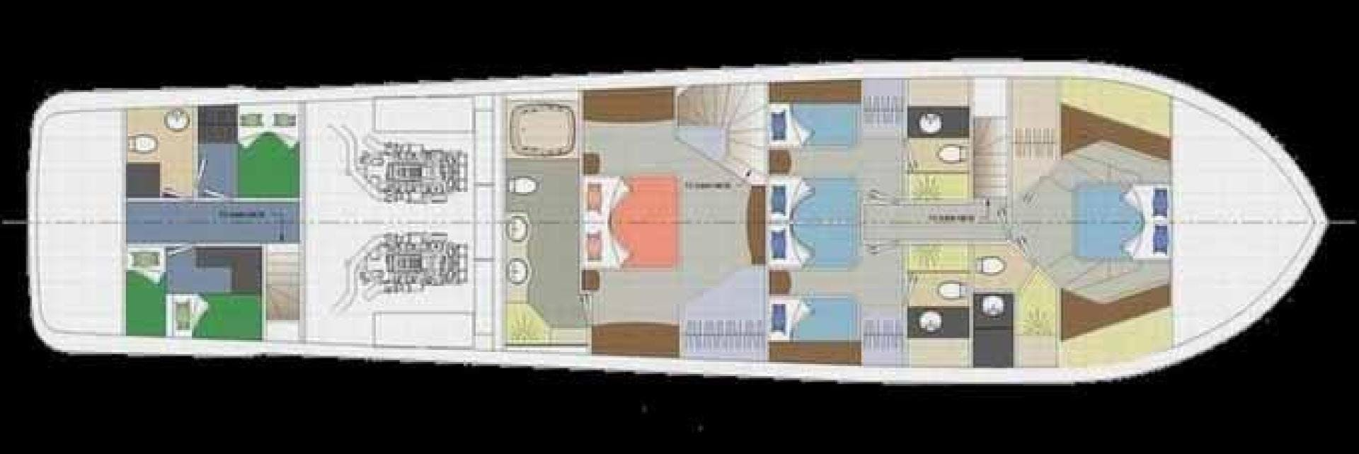 2012 Tarrab 91' Tri Deck MY TARRAB 91   Picture 3 of 67