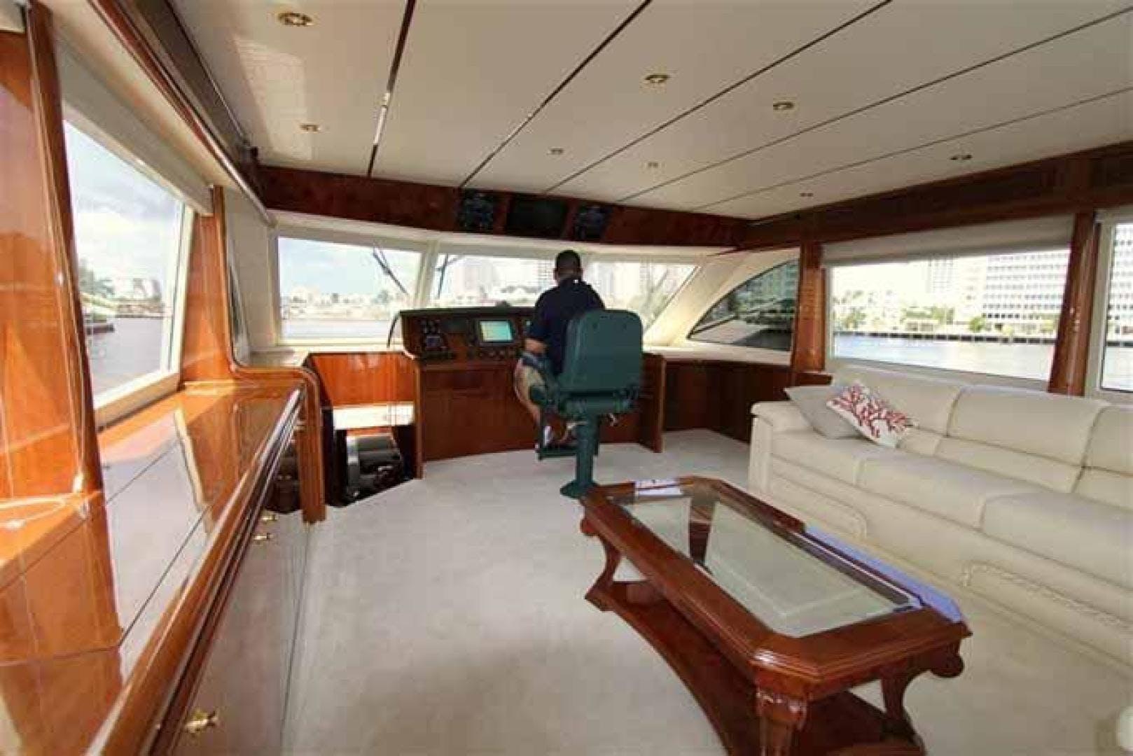 2012 Tarrab 91' Tri Deck MY TARRAB 91   Picture 1 of 67