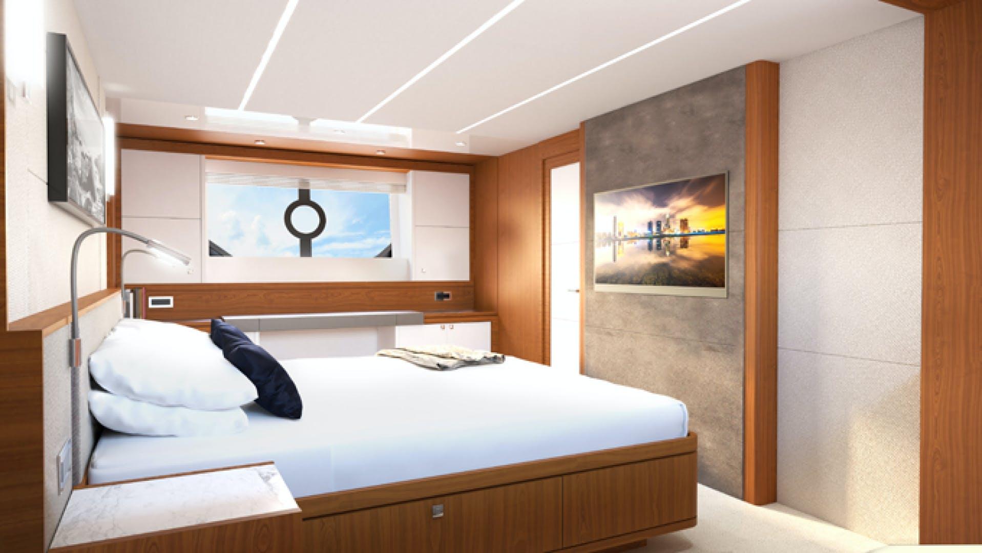 2022 Johnson 70' Flybridge Motor Yacht JOHNSON 70 FLYBRIDGE | Picture 5 of 11