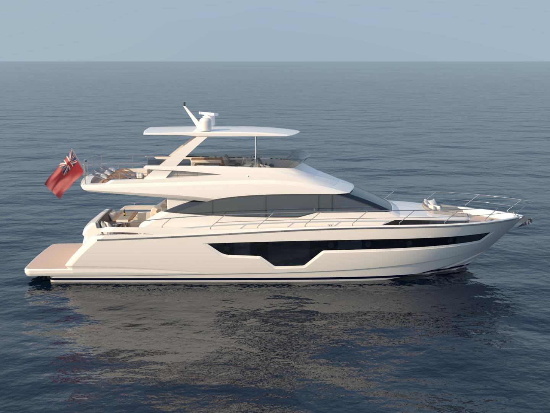"""2022 Johnson 70' Flybridge Motor Yacht """"JOHNSON 70 FLYBRIDGE"""""""