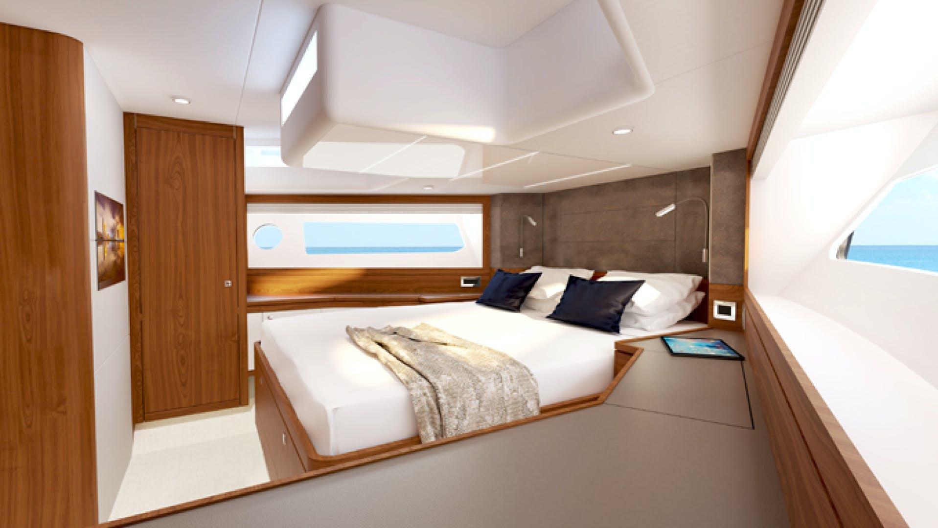 2022 Johnson 70' Flybridge Motor Yacht JOHNSON 70 FLYBRIDGE | Picture 7 of 11