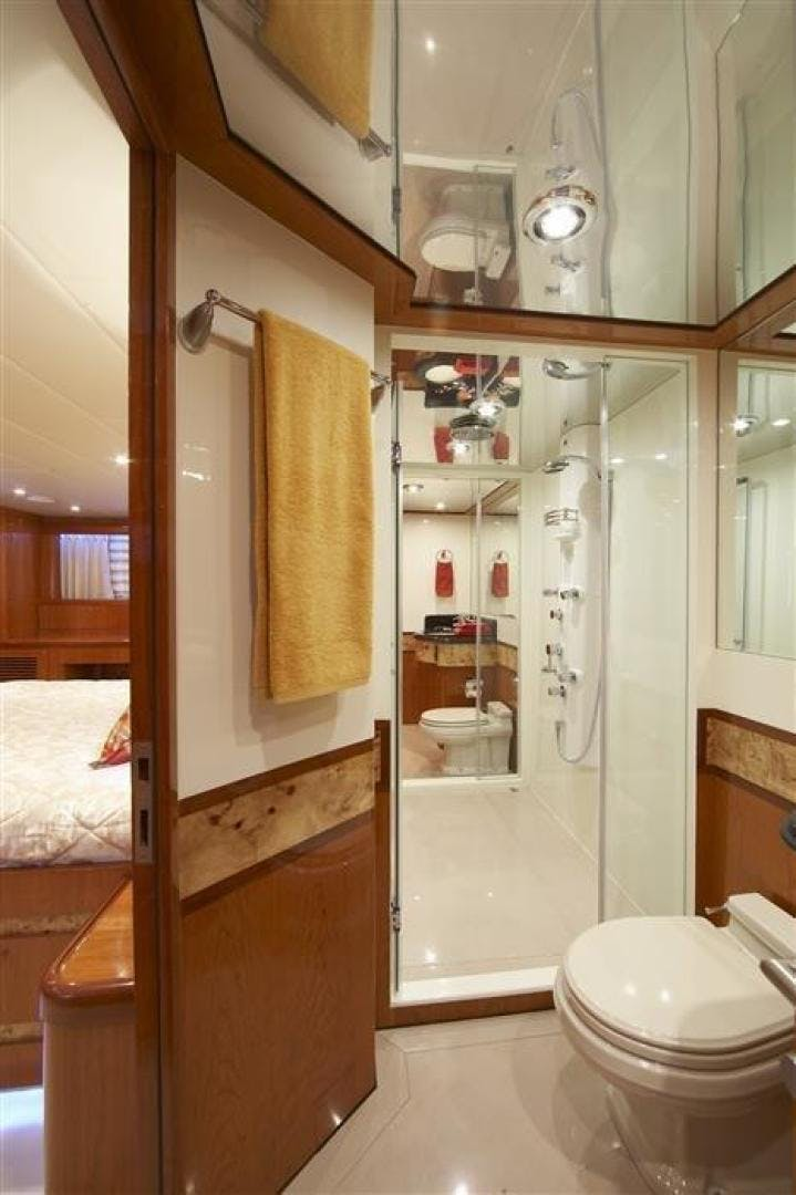 2024 Johnson 110' 110' Skylounge w/On-Deck Master JOHNSON 110 SKYLOUNGE | Picture 1 of 23