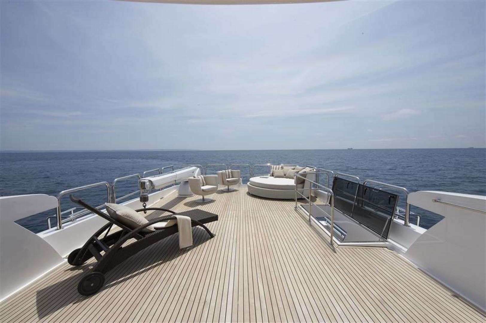 2021 Johnson 110' 110' Skylounge w/On-Deck Master JOHNSON 110 SKYLOUNGE | Picture 3 of 23