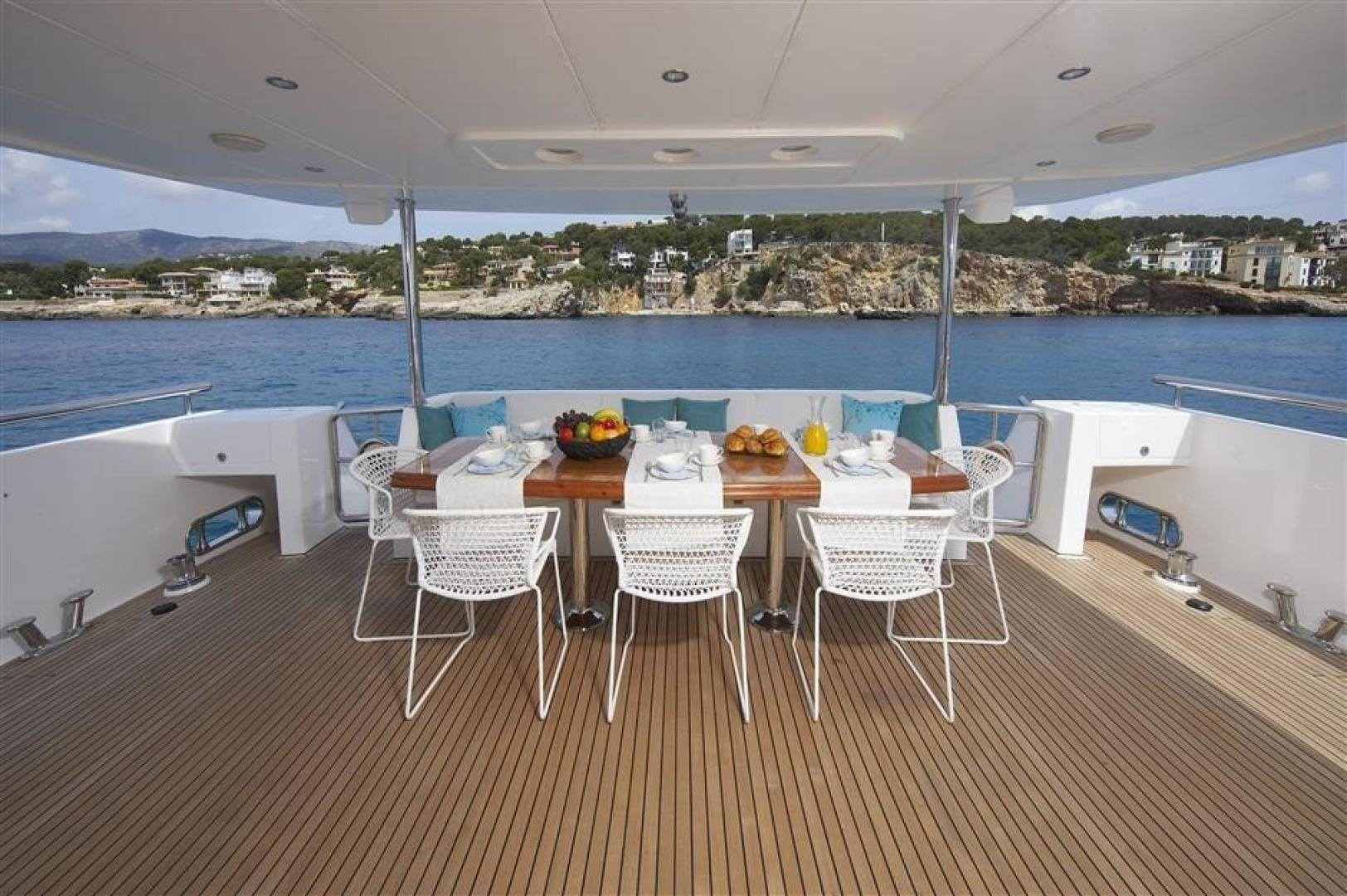 2024 Johnson 110' 110' Skylounge w/On-Deck Master JOHNSON 110 SKYLOUNGE | Picture 2 of 23