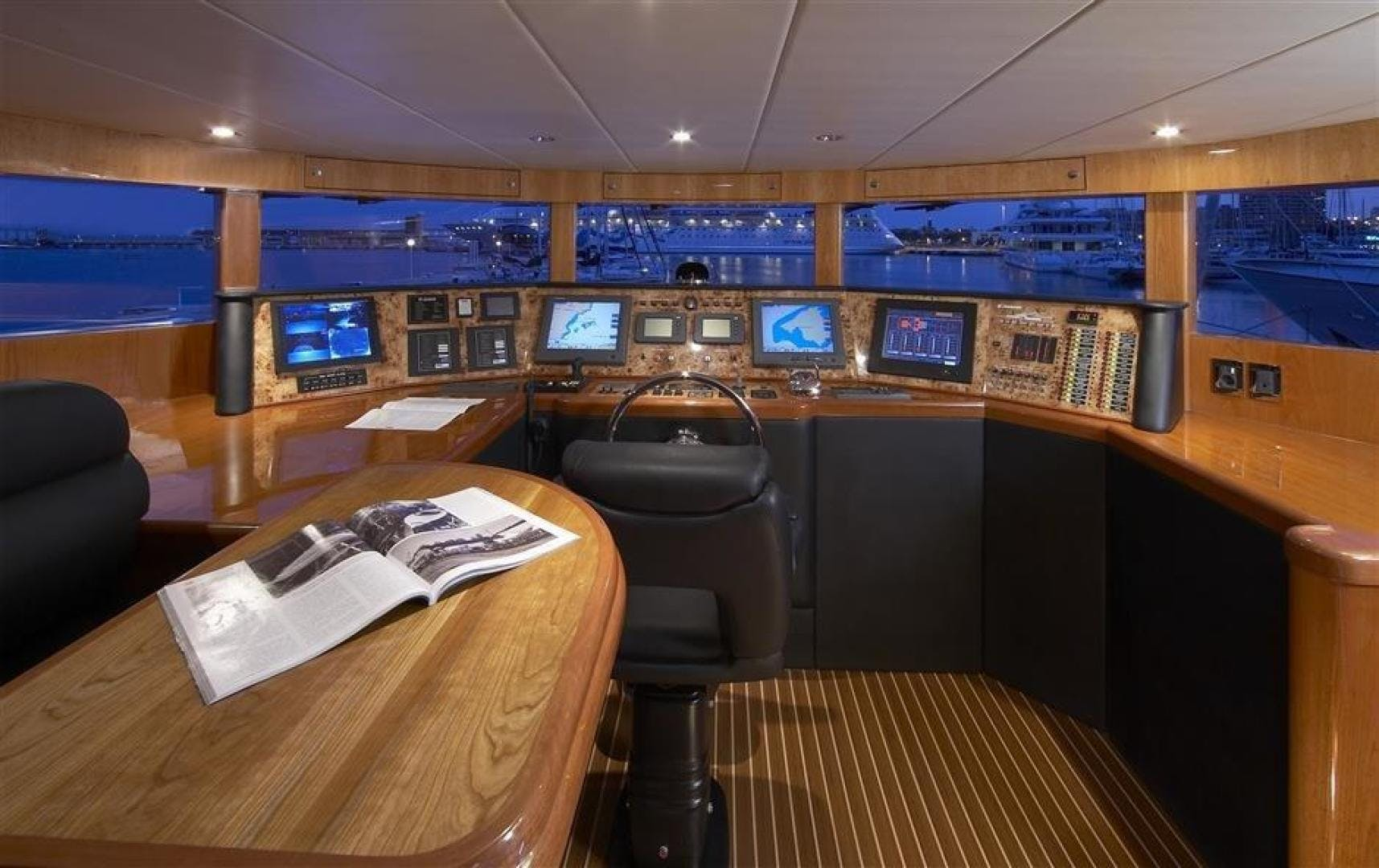 2021 Johnson 110' 110' Skylounge w/On-Deck Master JOHNSON 110 SKYLOUNGE | Picture 6 of 23