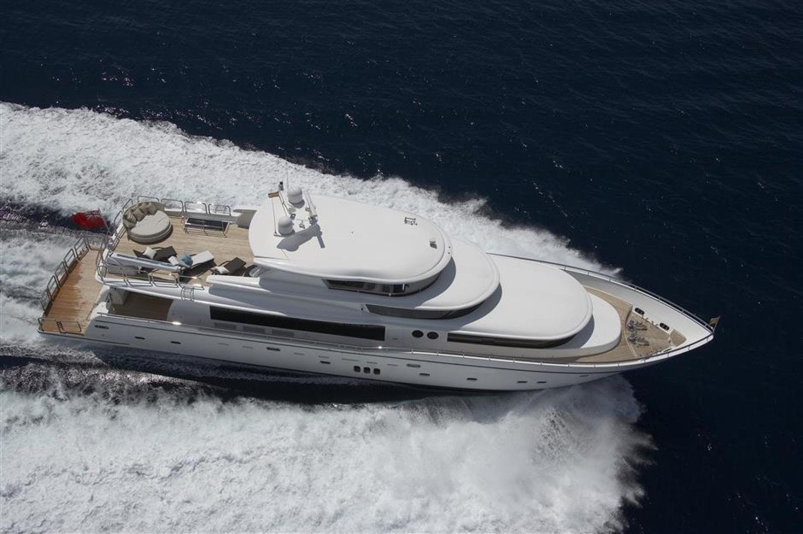 2024 Johnson 110' 110' Skylounge w/On-Deck Master JOHNSON 110 SKYLOUNGE | Picture 3 of 23