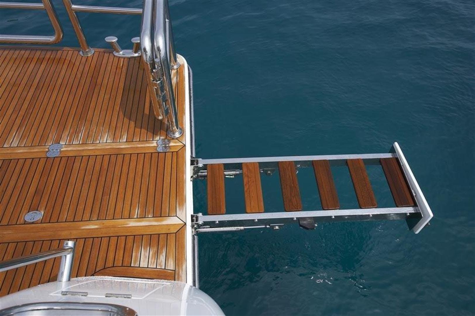 2022 Johnson 110' 110' Flybridge w/On-Deck Master JOHNSON 110 FLYBRIDGE | Picture 6 of 27