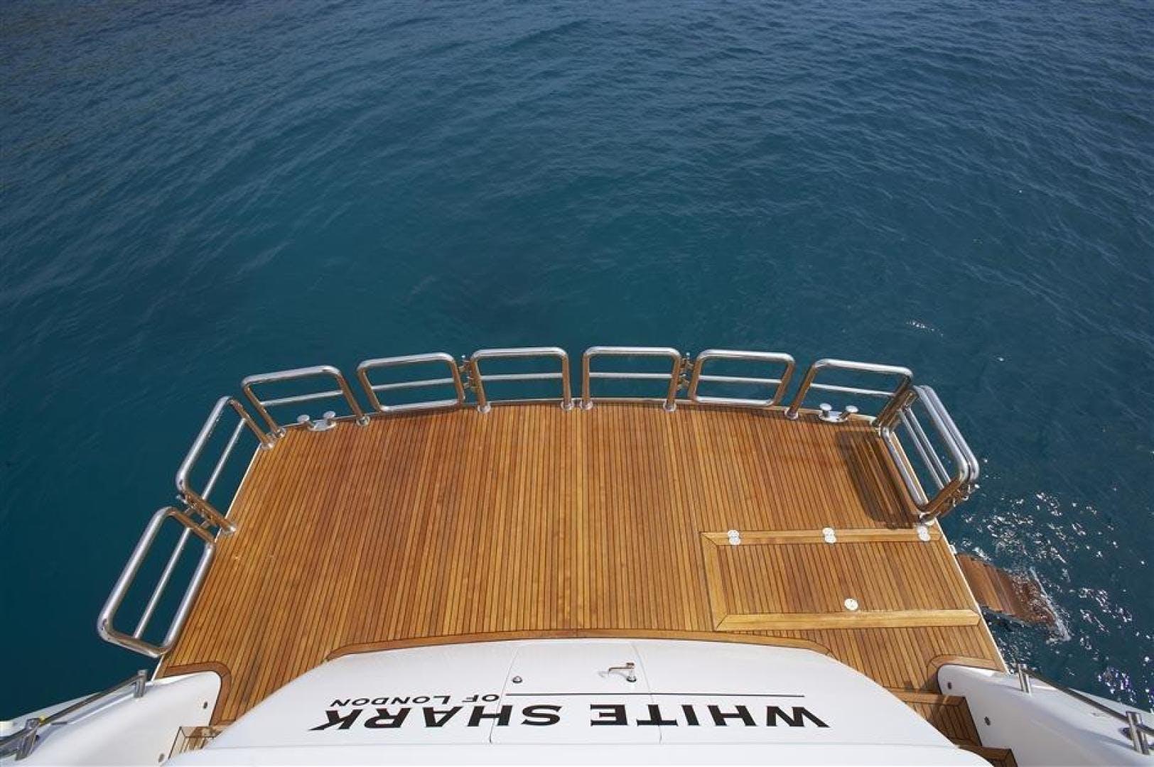 2022 Johnson 110' 110' Flybridge w/On-Deck Master JOHNSON 110 FLYBRIDGE | Picture 5 of 27