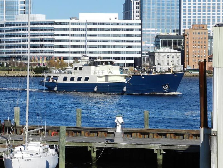 "1945 Custom 145' DEFOE SHIPBUILDING Explorer ""Keyport"""